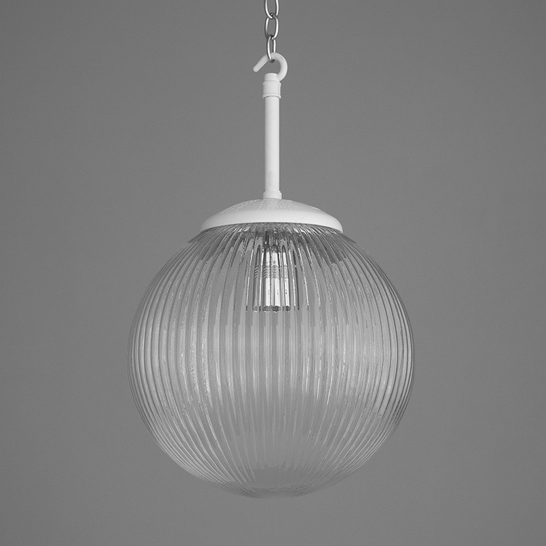 Retro glass Czech pendant lights