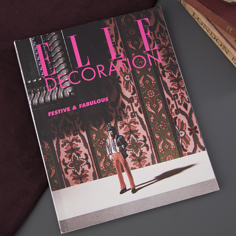 Elle Decoration December 2018