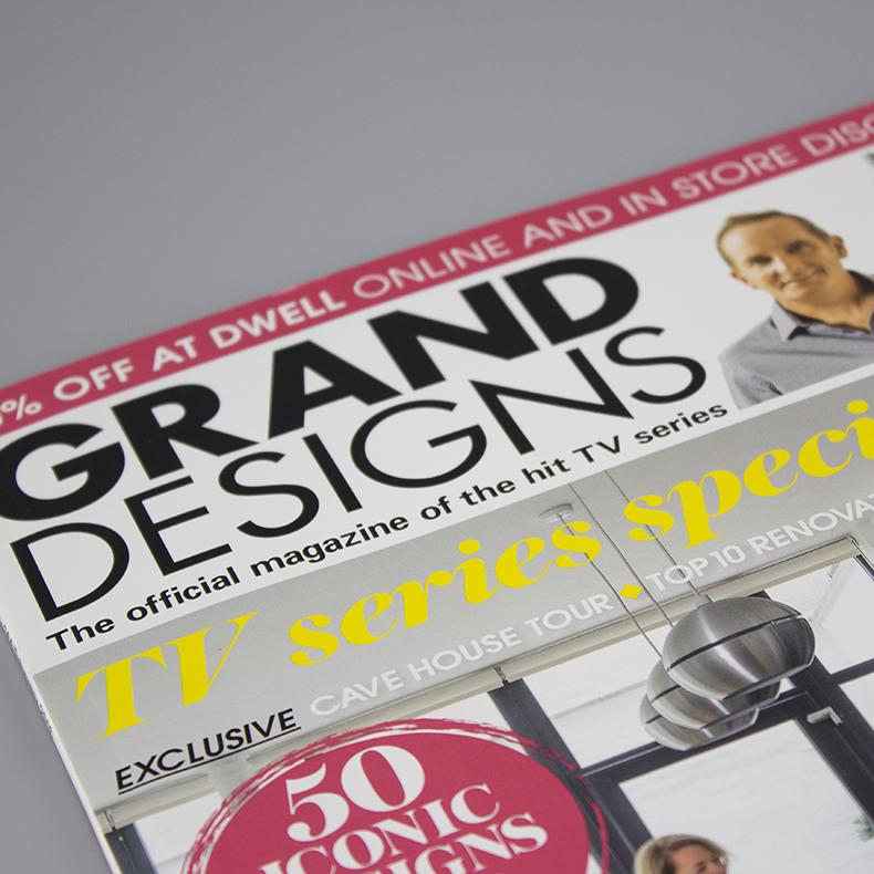 Grand Designs February 2016 Cover