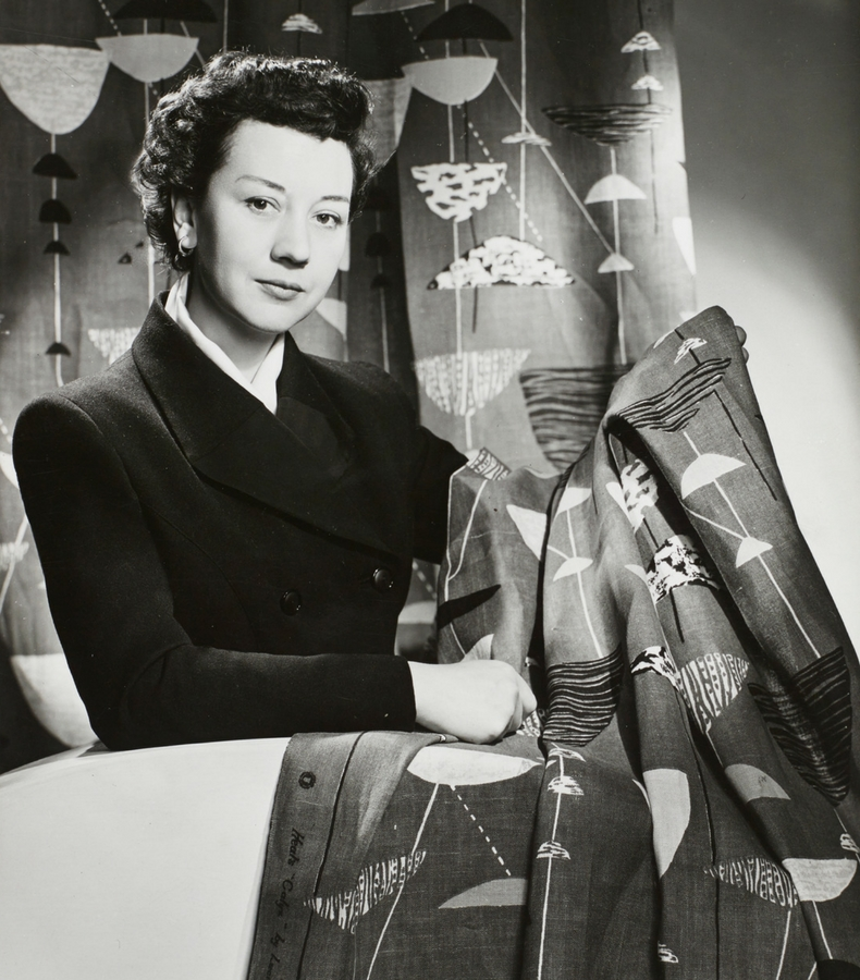 Lucienne Day credit Robin and Lucienne Day Foundation