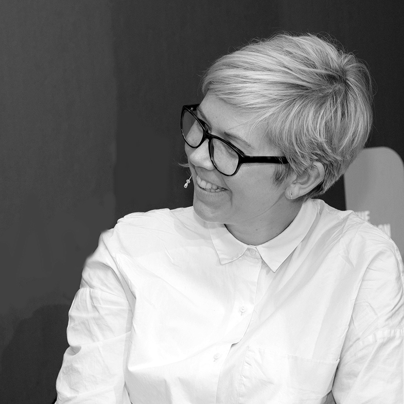 Journalist Katie Treggiden