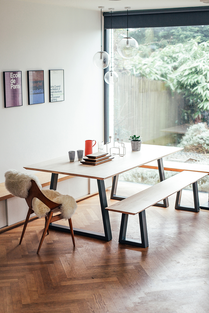skinflint Heather Scott table and chairs