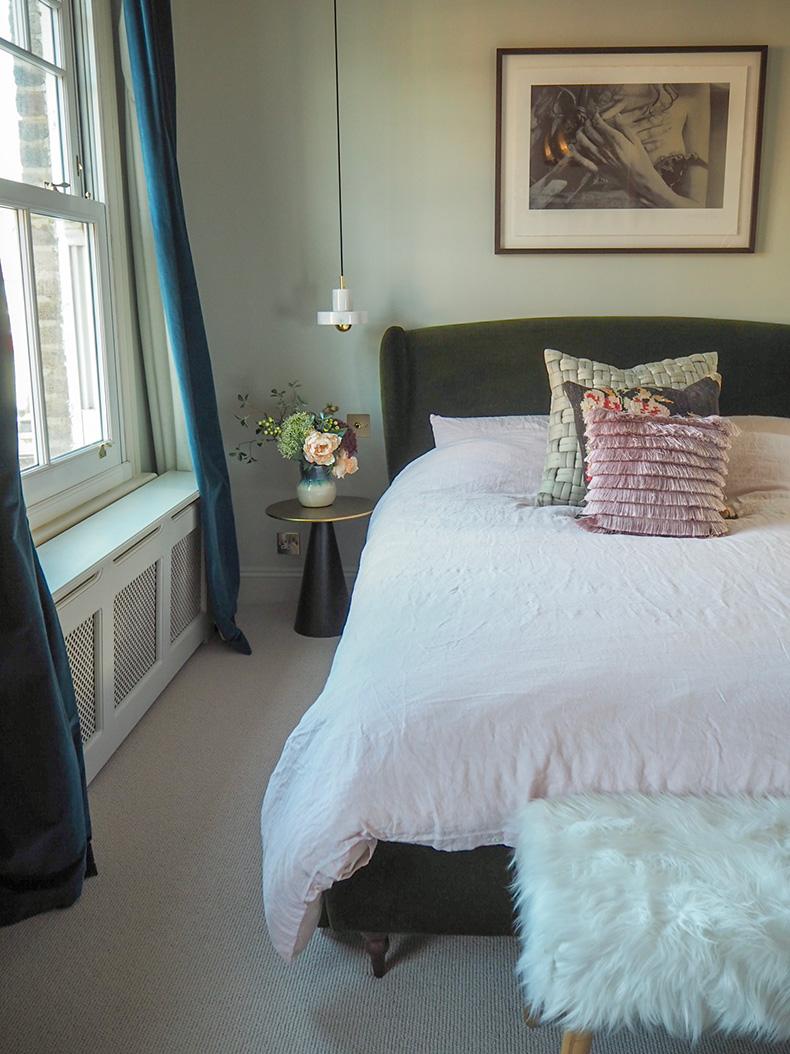 Jess Hurrell Bedroom