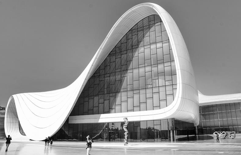 Heydar Aliyer Centre Zaha Hadid