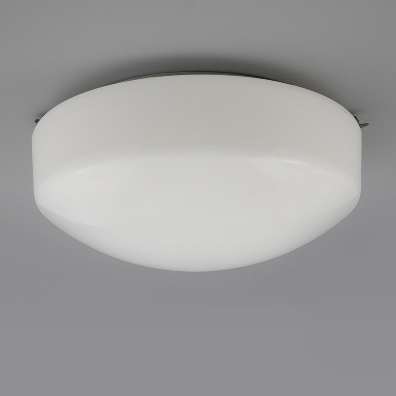 Opaline glass ceiling light by GEC
