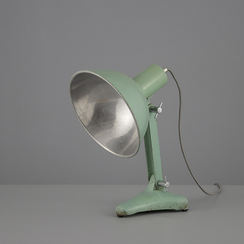 Vintage Czech desk light