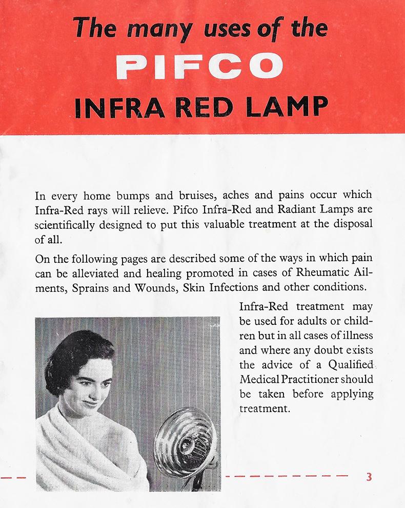 Pifco catalogue