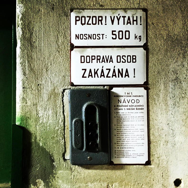 eastern european signage