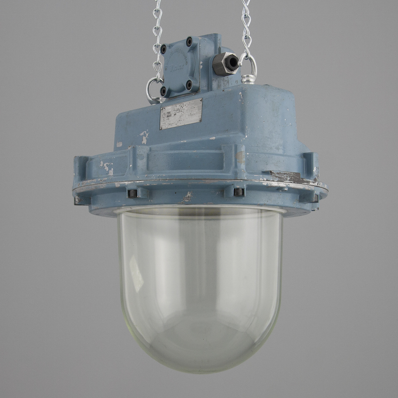 XL explosion proof vintage lights from skinflint
