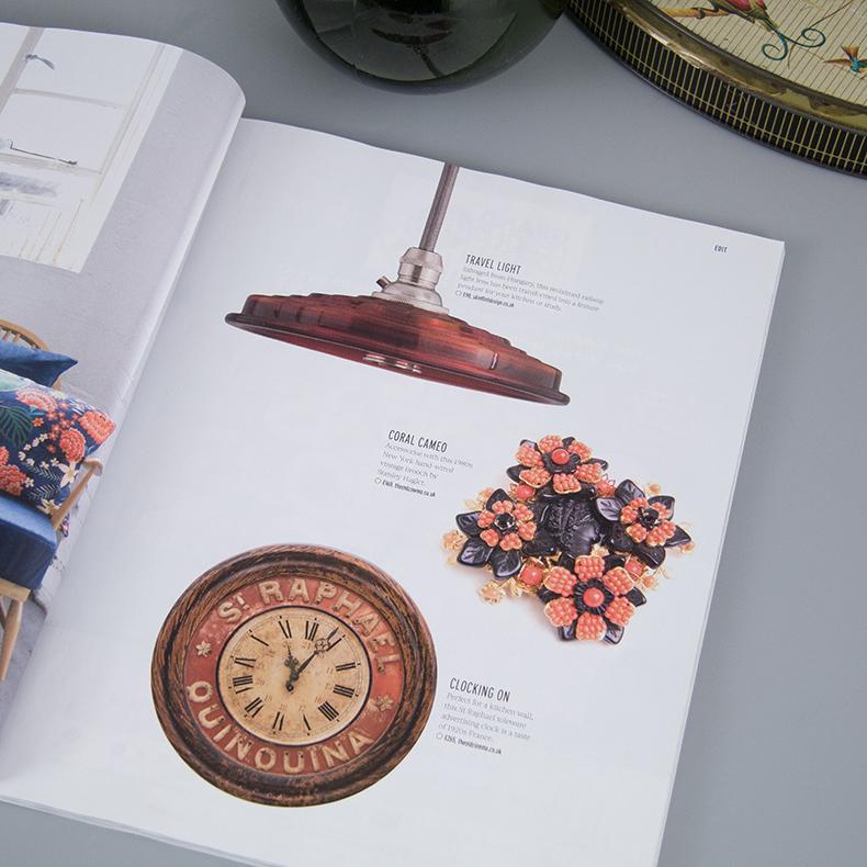 Reclaim magazine - skinflint railway light lenses