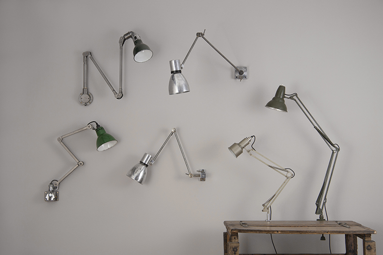 skinflint anglepoise collection