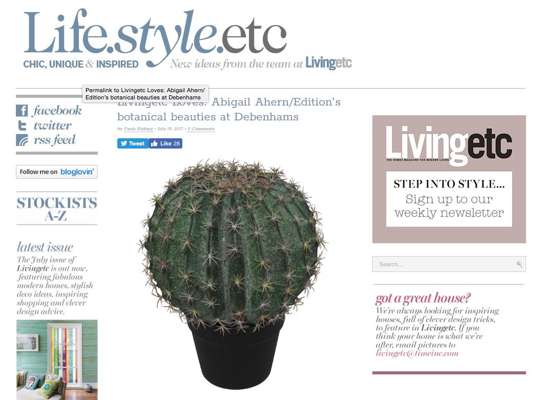 Life style etc blog