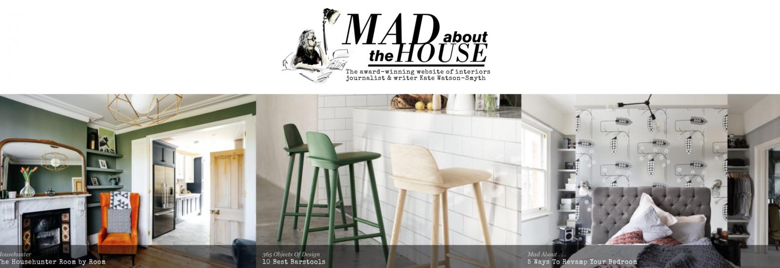 Mad about the house blog