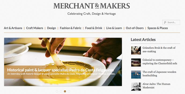 Merchant & Makers blog
