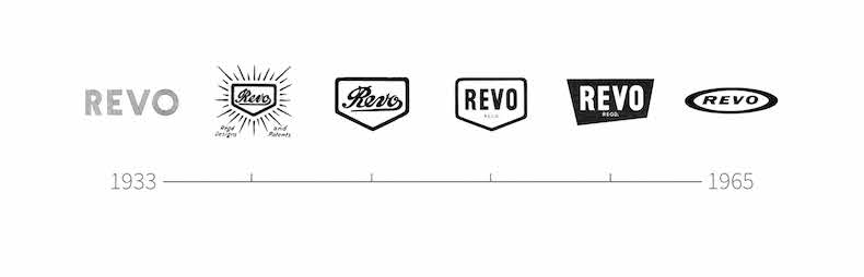 Revo lighting timeline