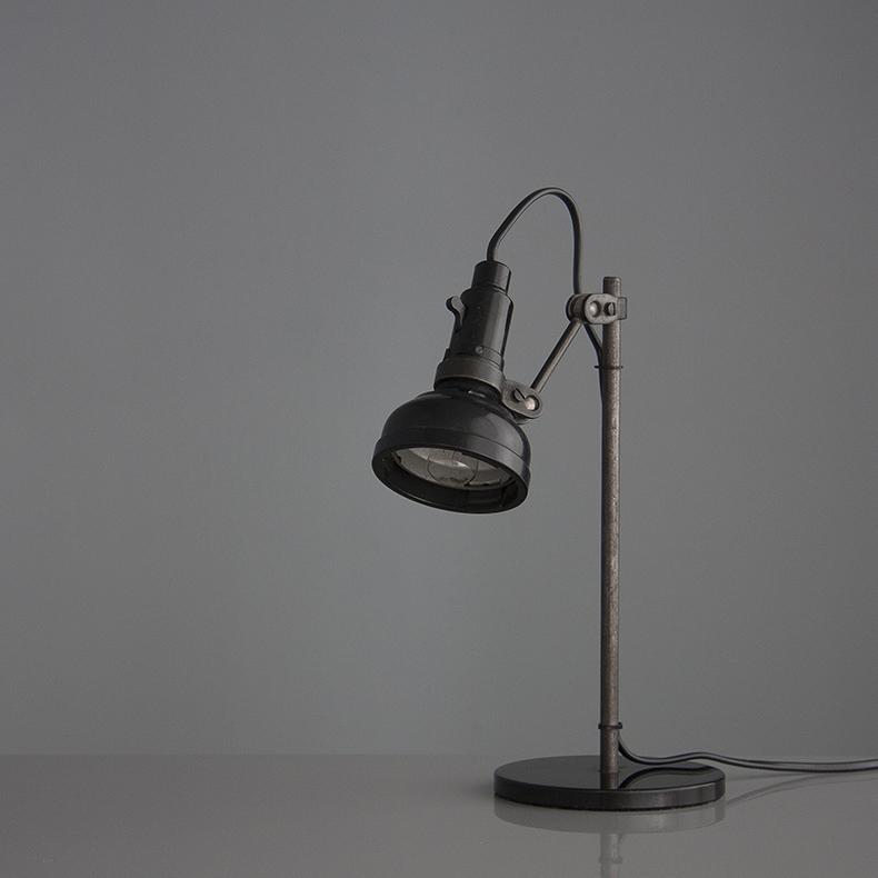 Textile Factory Lights. Circa 1930