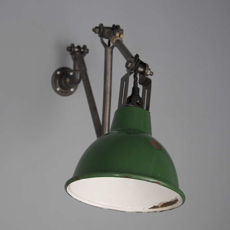 British Industrial Lighting from Dugdills