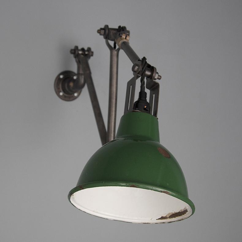 British Industrial Lighting from Dugdills