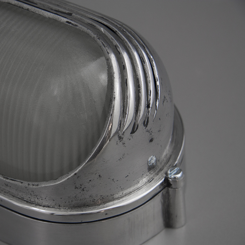 Art deco bulkhead lights