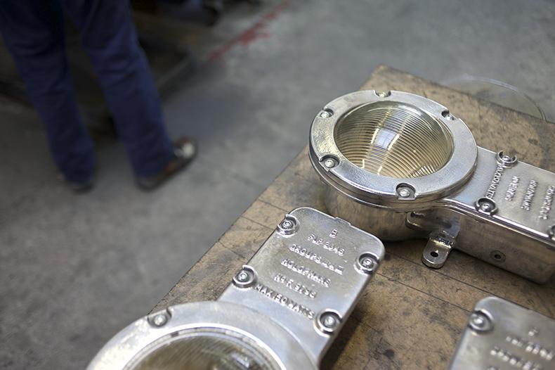 skinflint metal polishers