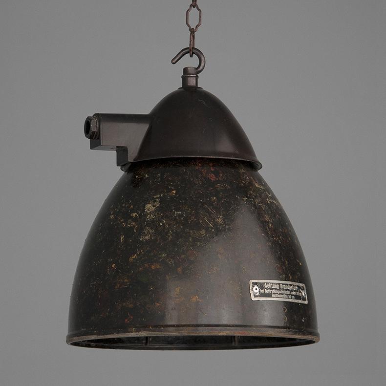 Elegant German pendant lighting