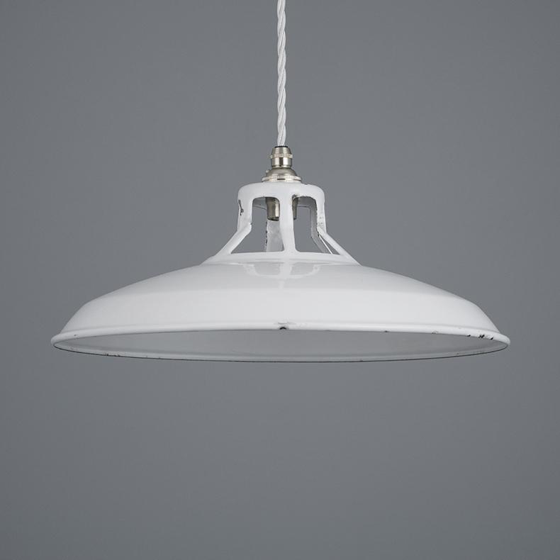 Vintage Beniflux pendant lights