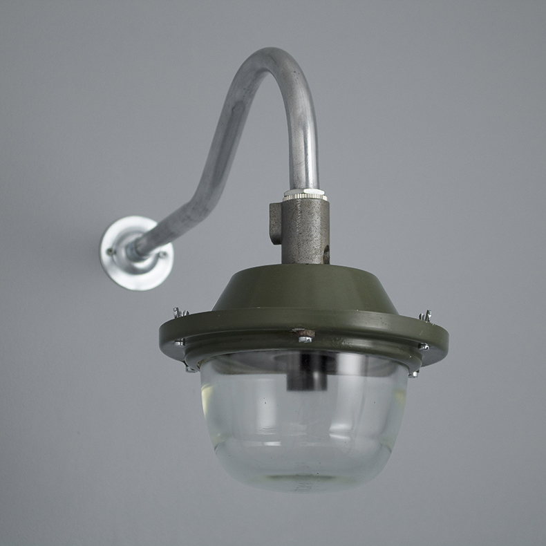 Vintage RAF wall lights