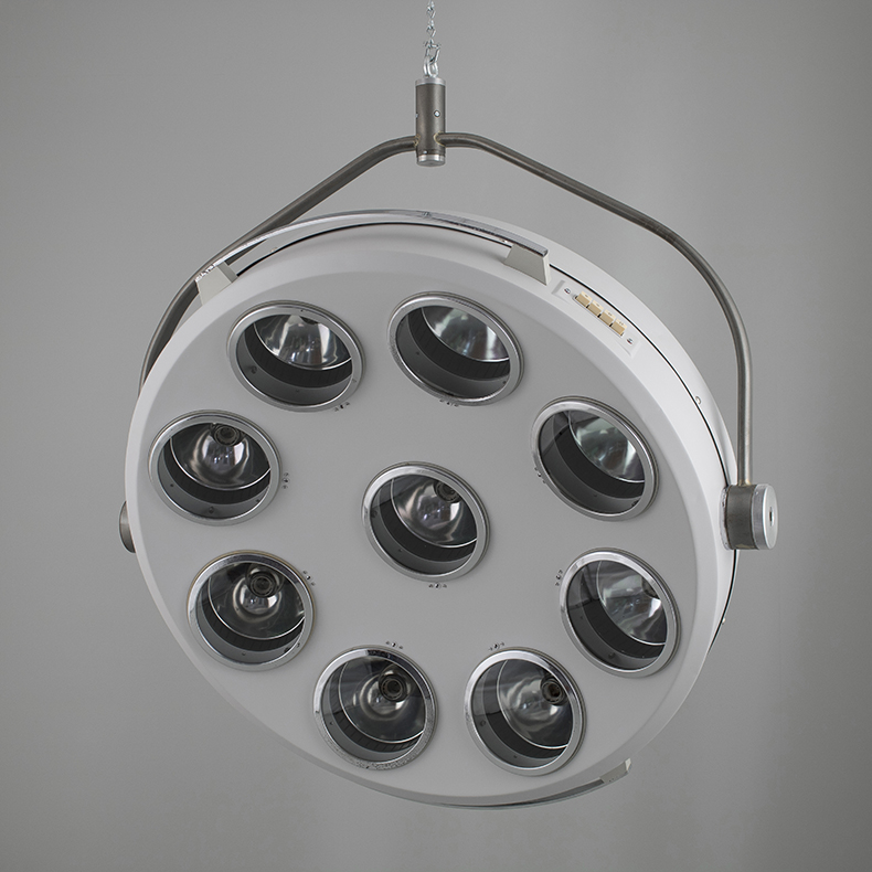 XXL surgical pendant light