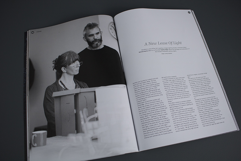 Darc magazine November December 2017