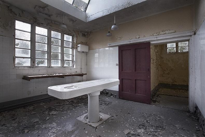 Darren Holden morgue
