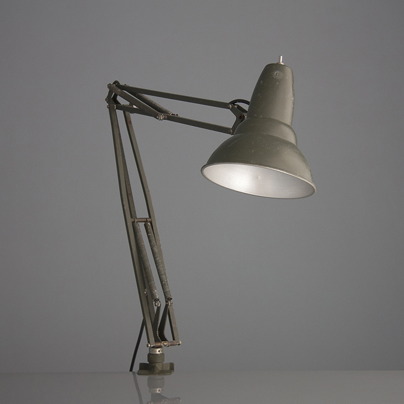 Swedish Military Desk Lights by skinflint