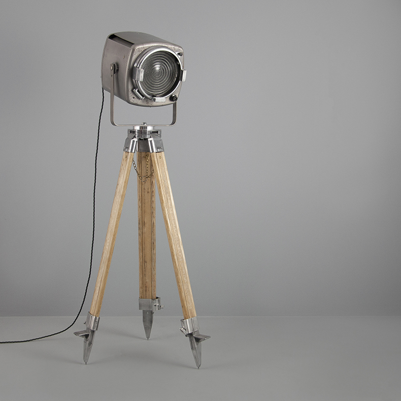 Strand Electric standing lamp