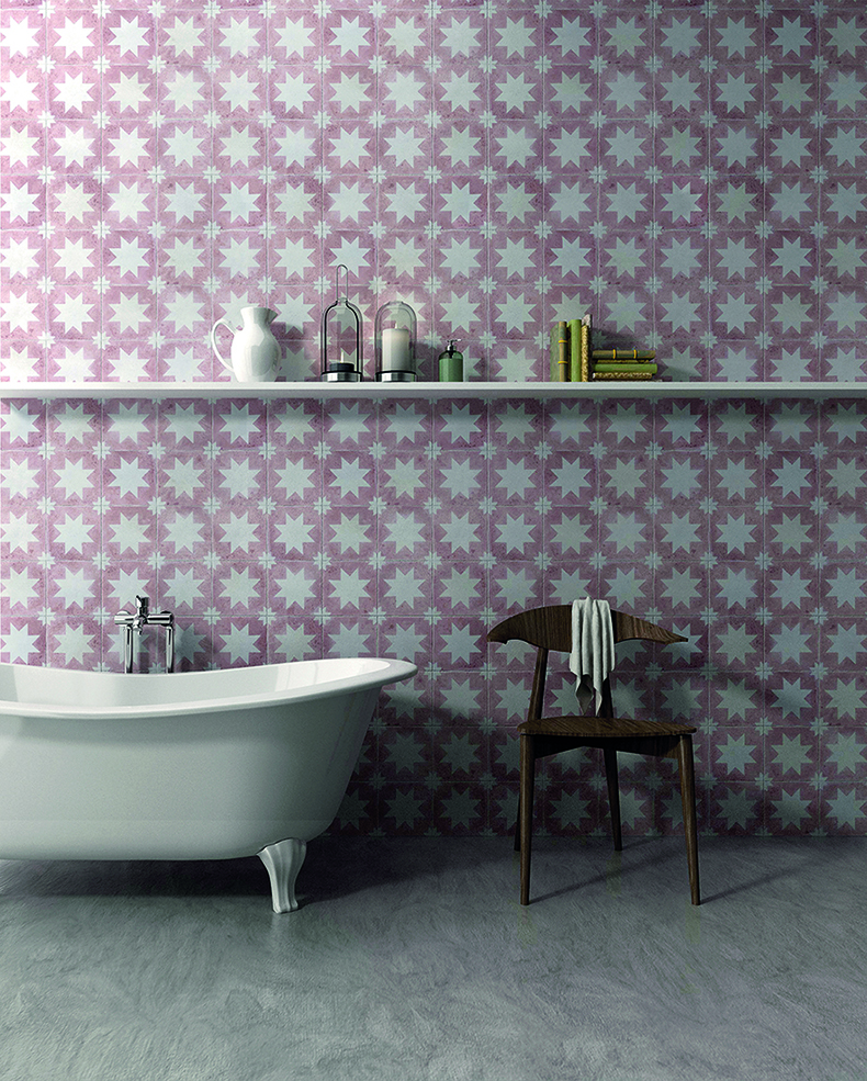 Bert & May Pradena tiles