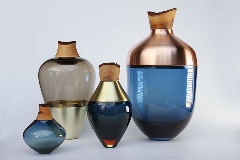 Pia Wustenberg stacking vessels