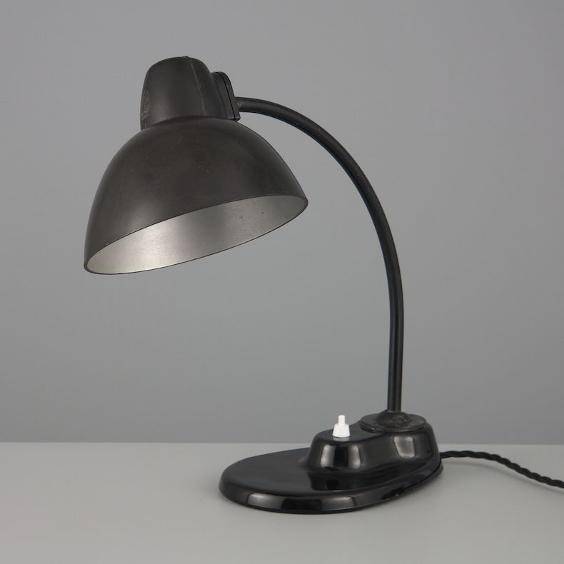 Vintage table light by Kandem