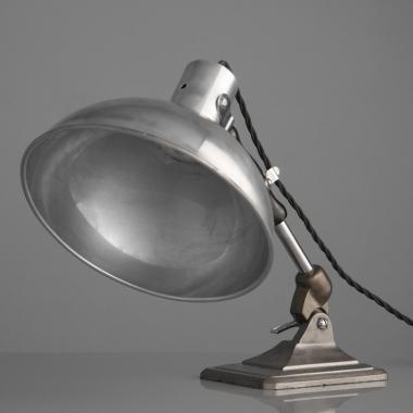 British Art Deco desk light