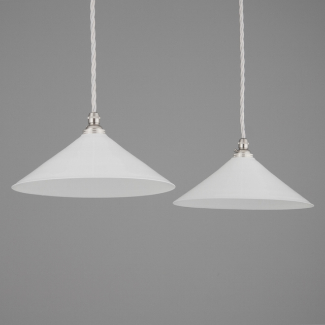 Antique Victorian chapel pendant lights