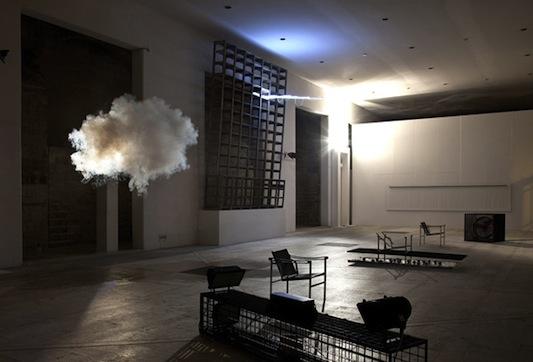 Berndnaut Smilde cloud 3