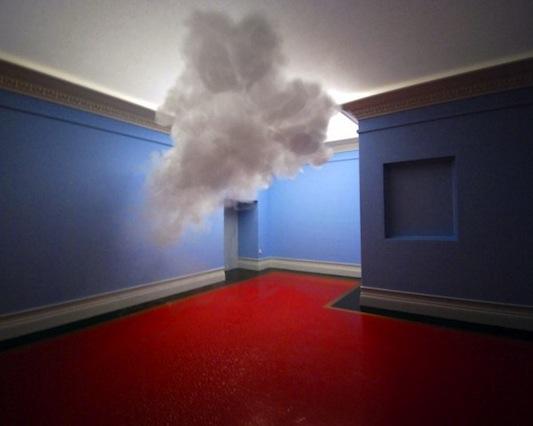 Berndnaut Smilde cloud 4