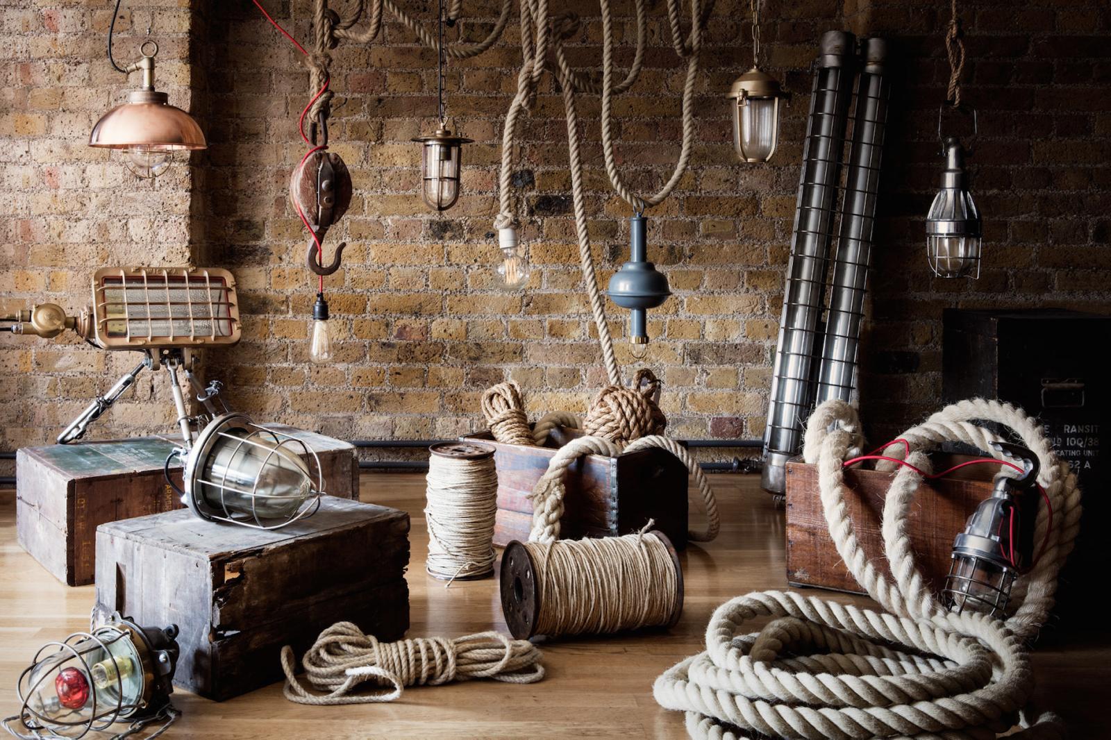 Texture Warehouse Style