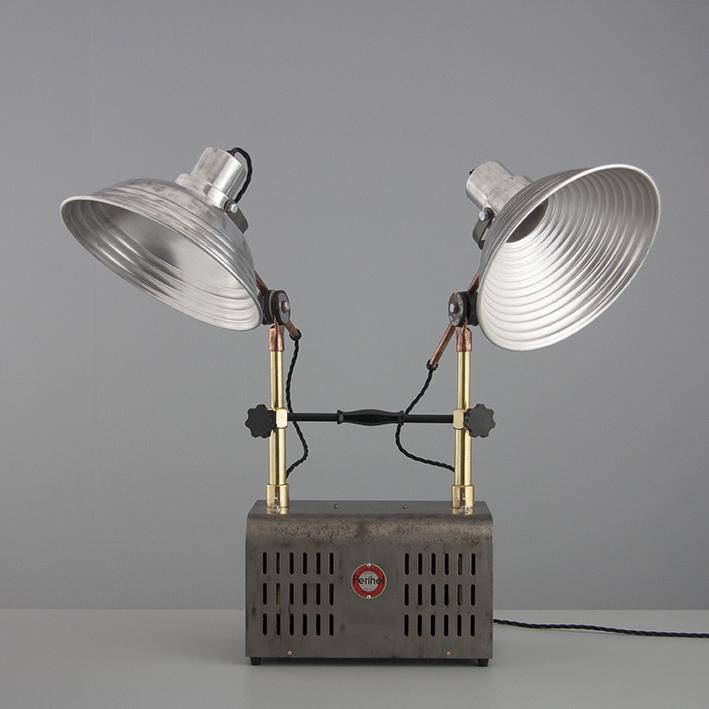 Perihel twin mixray sunlamp
